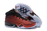 Баскетбольные кроссовки Nike Air Jordan XXX 30 Retro Red Black, фото 1