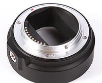 Електронний адаптер перехідник Canon EOS - Sony Nex AF