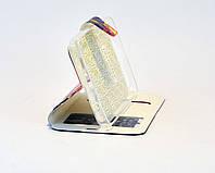 Обложка с окошками для Meizu M3 note лилия