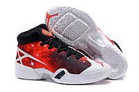 Баскетбольные кроссовки Nike Air Jordan XXX 30 Retro Red White, фото 1