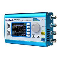 Двухканальный генератор сигналов DDS, 20МГц