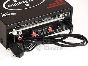 Стерео усилитель UKC SN-705U USB/SD/FM, фото 2