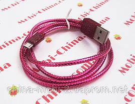 Кабель USB 2.0 - microUSB, ароматизированный, - 1 метр new, фото 3