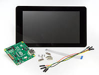 "Офіційний дисплей для Raspberry Pi (7"", 800×480, 10 point capacitive touchscreen), фото 1"