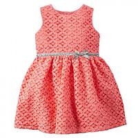Платье Carters Узор