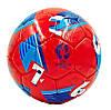 Мяч футбольный №5 Euro 2016 red полиуретан (футбольний м'яч)
