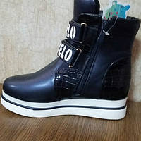 Ботинки подросток для девочки