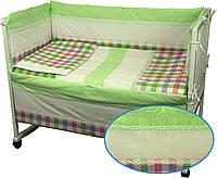 Детский комплект постельного белья (в кроватку),бязь