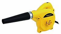 Пилосос STANLEY STPT600, 600 Вт, 2 режими роботи, обсяг повітряного потоку 3500 л / хв