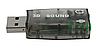 USB Звукова карта 3,5 jack