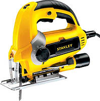 Електролобзик STANLEY STSJ0600, 600 Вт, 800 - 3000 хід, хв, поворот підошви без ключа, пропил до 85 мм