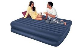 Ортопедическая кровать со встроенным насосом 203*152*48