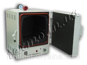 Сушильный шкаф вакуумный СНВС 80/350 нерж. сталь, аналоговый терморегулятор