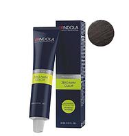 Безаммиачная крем-краска для волос Indola Zero Amm Color 1.1 Черный пепельный, 60 мл