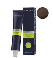 Безаммиачная крем-краска для волос Indola Zero Amm Color 4.0 Средний коричневый натуральный, 60 мл