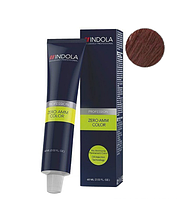Безаммиачная крем-краска для волос Indola Zero Amm Color 4.77 Средний коричневый интенсивный фиолетовый, 60 мл
