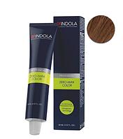 Безаммиачная крем-краска для волос Indola Zero Amm Color 4.82 Средний коричневый шоколадный перламутровый, 60 мл