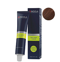 Безаммиачная крем-краска для волос Indola Zero Amm Color 4.86 Средний коричневый шоколадный красный, 60 мл