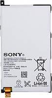 Аккумулятор для Sony Xperia Z1 Compact D5503 оригинальный, батарея LIS1529ERPC, 1274-3419