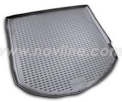 Коврик в багажник FORD MONDEO седан с 2007-,2012- , цвет:черный ,производитель NovLine,