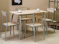 Кухонный комплект  Signal MODUS+ 4 кресла