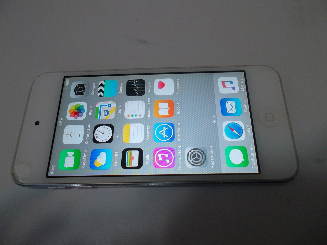 Apple Ipod touch 32b 5generation #1110