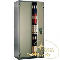 Шкаф архивный сейфового типа Valberg BM 1993 KL огнестойкий