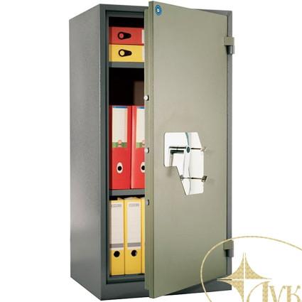 Шкаф архивный сейфового типа Valberg BM-1260 KL огнестойкий