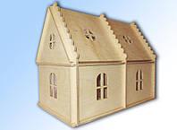 Кукольный домик 2 эт. для творчества, HEGA