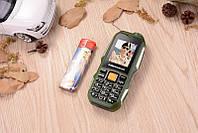 Противоударный телефон mini Land Rover F6000 NEWMIND на 2 сим-карты с Батареей 2600mah, фото 1