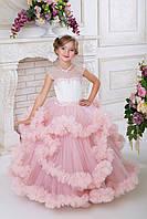 Выпускное бальное платье для девочки D935.