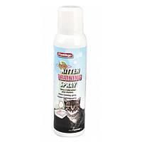 Спрей для приучения котенка к туалету kitten training spray Karlie-Flamingo , 120 мл