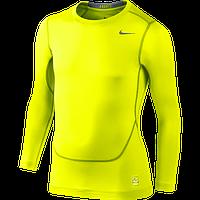 Детская термо-футболка с длинным рукавом Nike Core Compression LS Top 522802-704