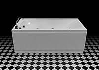 WGT гидромассажная ванна WGT Rialto Tivoli 171x91 comfort+cифон+фронтальная панель