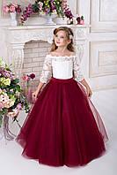 Выпускное платье для девочки D926, фото 1