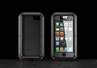 Чехол для мобильного телефона Apple iPhone 5 / 5S Lunatic Tacktic Waterproof Black