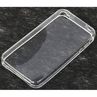 Чехол для Apple iPhone 4G / 4GS силиконовый 0,3 мм White