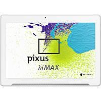 "Планшетный ПК Pixus hiMax 3G Dual Sim White; 9.6"" (1280x800) IPS / MediaTek MT6580 (1.3 ГГц) / ОЗУ 2 ГБ / 16 ГБ"