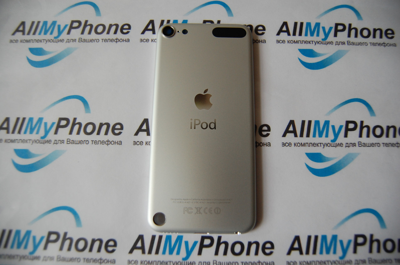Корпус для Apple iPod 5 серебро - AllMyparts в Харькове