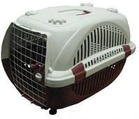 Переноска для кошек и собак Foshan PAW 10 с ковриком (51х34х30см)