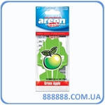 Ароматизатор Areon vefreshment листочек Green Apple