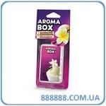 Ароматизатор Aroma box Fouette автопарфюм Ванильное мороженое