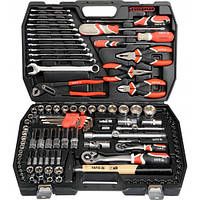 Профессиональный набор инструментов YATO на 122 предмета