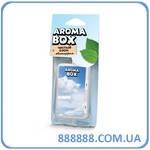Ароматизатор Aroma box Fouette автопарфюм Чистый озон