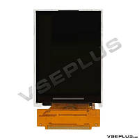 Дисплей (экран) Fly MC135, 34 пин