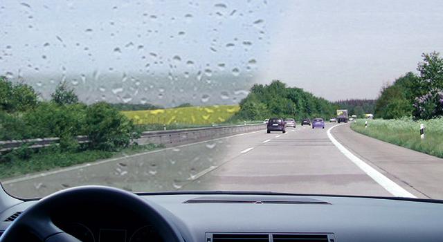 Нанопокрытие лобового стекла автомобиля
