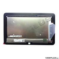 Дисплей (экран) Dell XPS 10, черный, с сенсорным стеклом