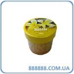 Ароматизатор Jelly гель - жемчужинки в прозрачном стаканчике Vanilla - ваниль