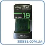 Ароматизатор Tasotti 3 в 1 Green Tea № 18 50 мл - зеленый чай