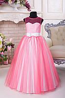 Платье выпускное детское нарядное D902